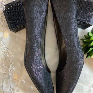 Kenneth Cole Reaction Dress Shoe Black Size 7.5